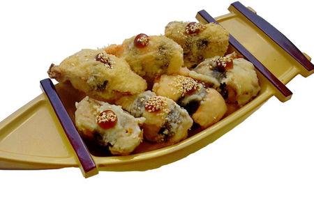 Суши темпура