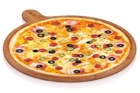 Пицца Охотник на привале