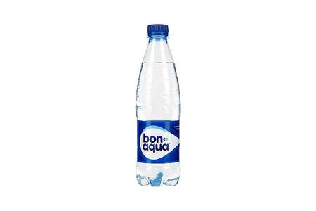 Вода минеральная газированная Bonaqua