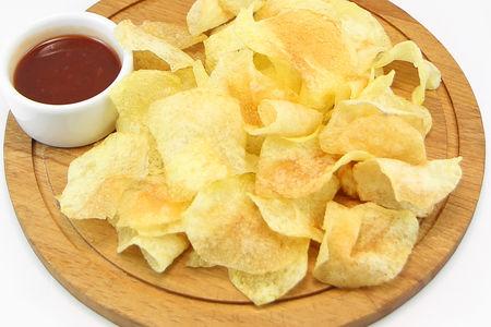 Крафтовый картофельный чипс