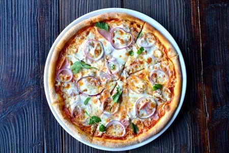 Пицца Мясная гол