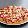 Фото к позиции меню Пицца Чикен барбекю средняя