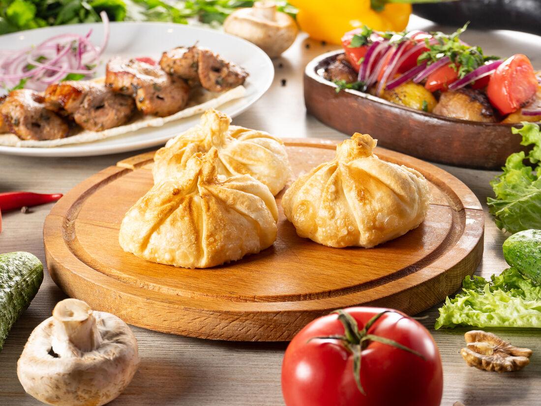 Ресторан грузинской кухни Мимико