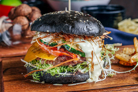 Такао бургер с говядиной