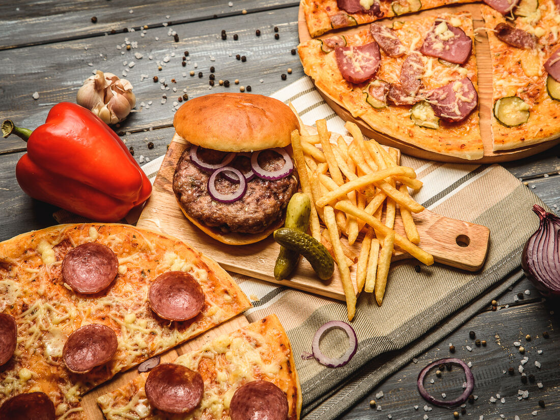 Jony's friends pizza & burger