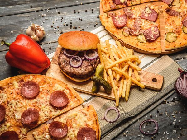 Jony's friends pizza & burger