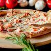 Фото к позиции меню Пицца Морская