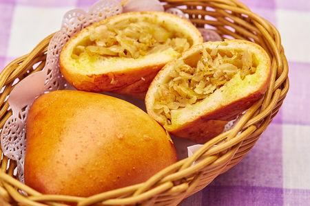 Пирожки с капустой (2)