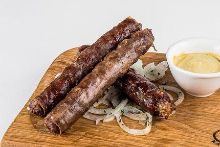 Колбаски Барбекю