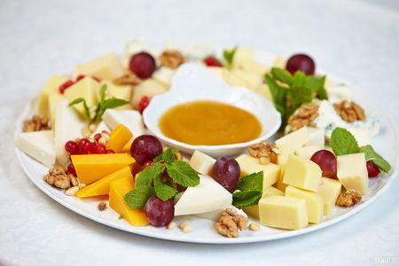 Ассорти сыров: европейские
