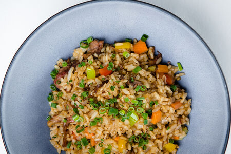 Гютан с рисом
