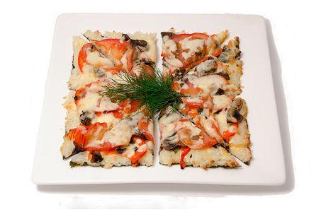 Суши-пицца Третья