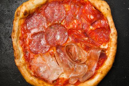 Пицца Везувио