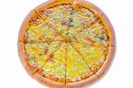 Пицца Четыре сыра 25  см
