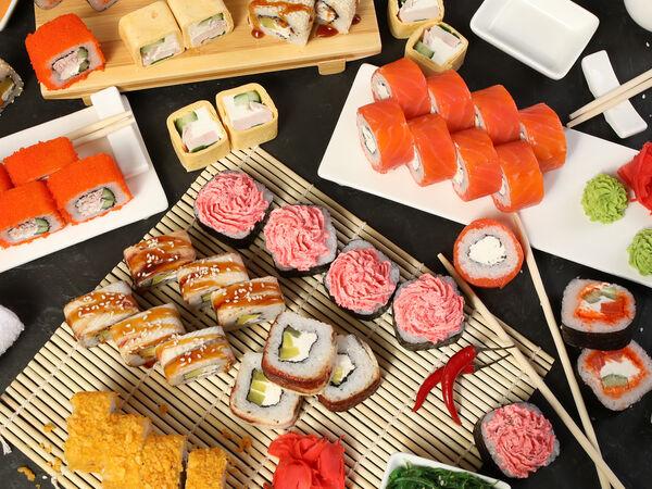 Экспресс суши