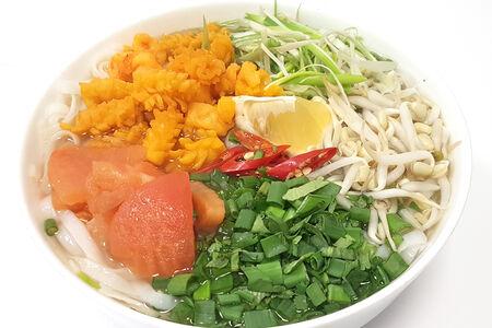 Суп Фо Том с морепродуктами