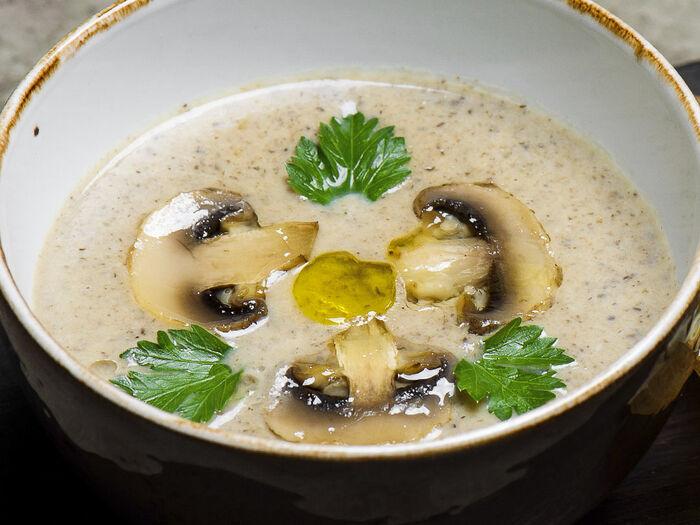 Суп Фунги