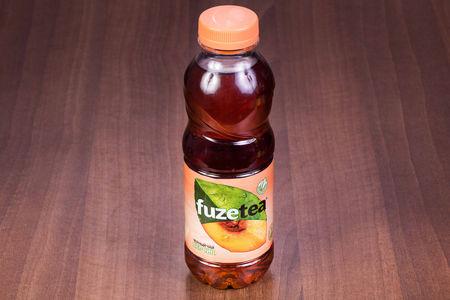 Холодный черный чай FuzeTea