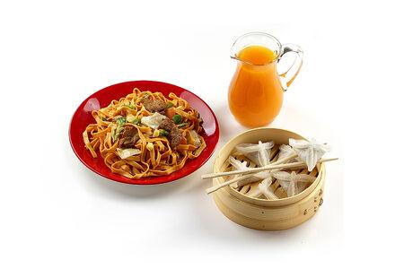 Ужин Жаркая Азия