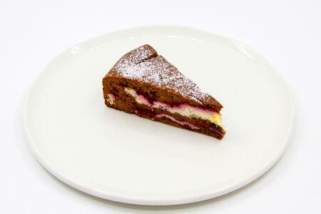 Пирог Шоколадно-вишневый