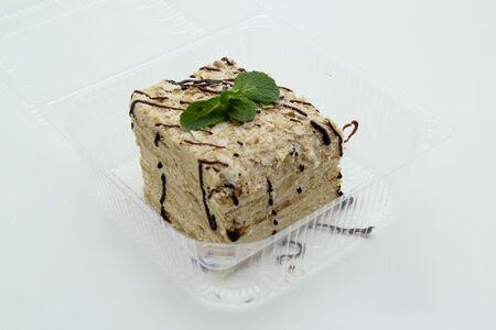 Торт Старый добрый Наполеон