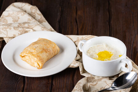 Комбо-завтрак Два