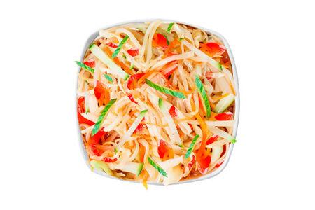 Вегетарианский Wok