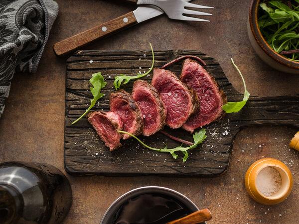 Гриль бар на мясе