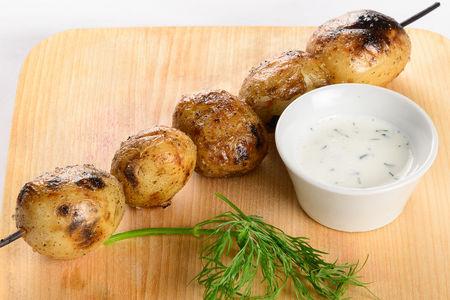Обжаренный картофель Беби