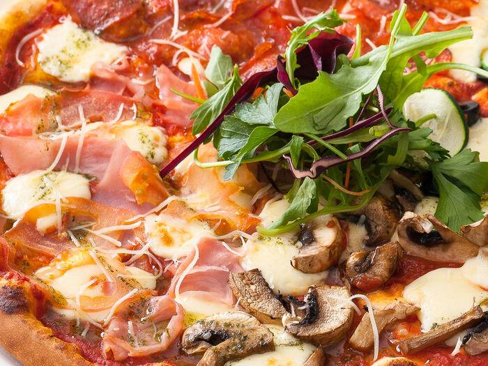 Пицца Ле кваттро стаджиони