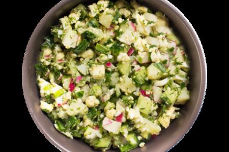 Набор для окрошки овощной