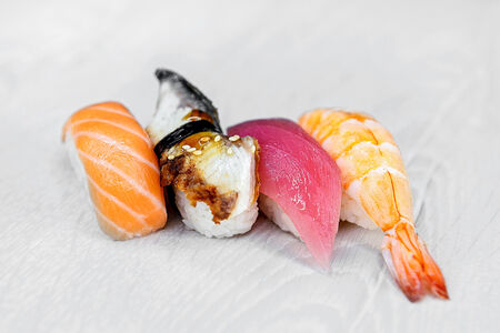 Сет суши Кватро