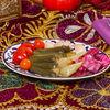 Фото к позиции меню Узбекский разносол