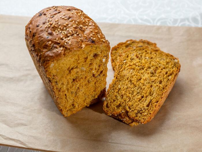 Хлеб Балтийский с клюквой