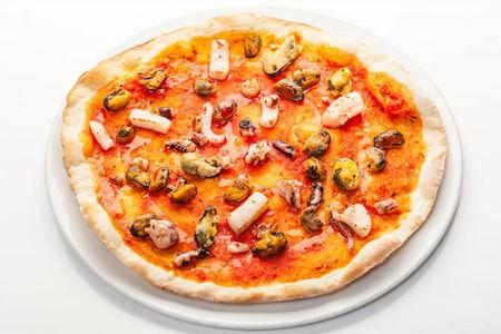 Пицца Фрутти ди маре