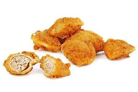 Пельмени куриные фри