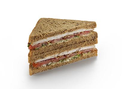 Сандвич Супер Клуб