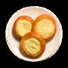 Фото к позиции меню Ватрушка с творогом от шеф-пекаря Ав