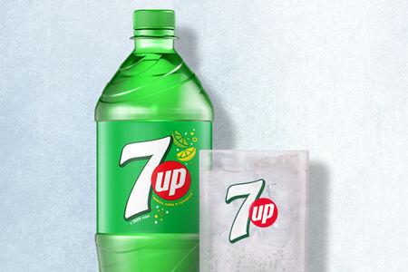 7UP большая