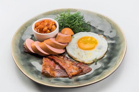 Континентальный завтрак №2