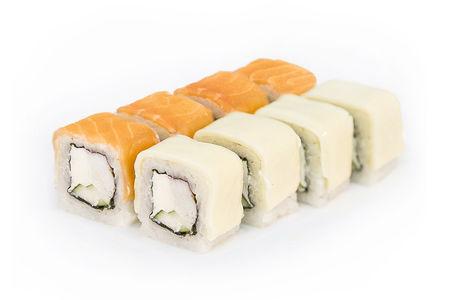 Ролл Сырный лосось