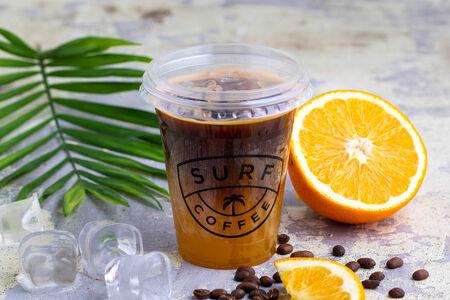 Холодный кофе Мэверик Бамбл