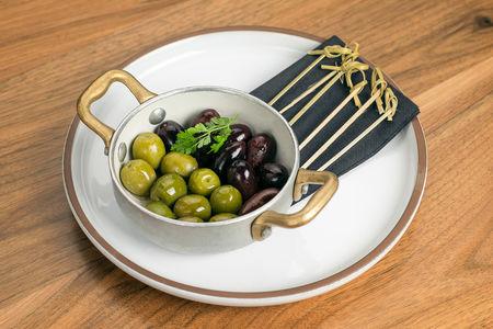 Испанские оливки