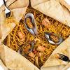 Фото к позиции меню Спагетти с дарами моря (на три персоны)