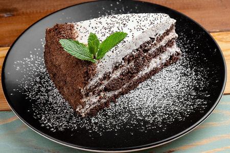 Торт черёмуховый