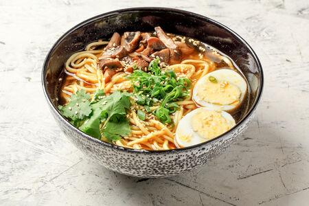 Суп Рамен классический овощной