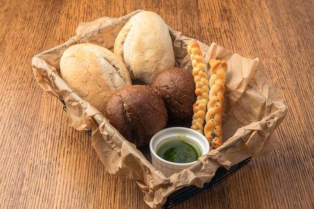 Ассорти хлебов