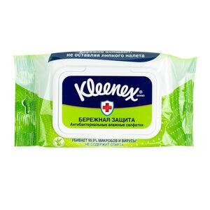 Kleenex антибактериальные