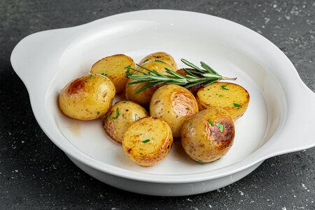 Запеченный картофель бейби