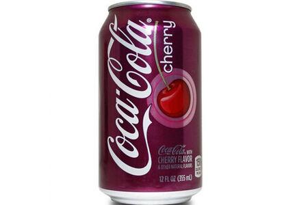 Coca-cola Вишня